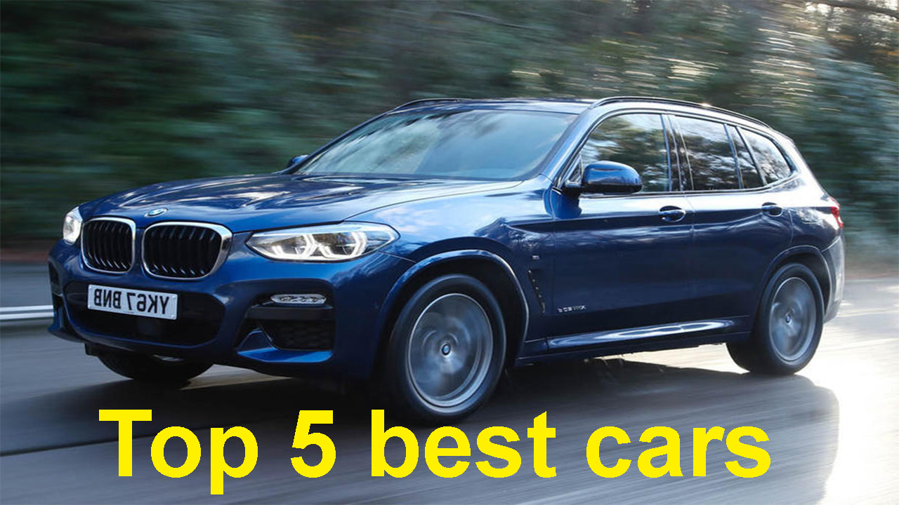 Top 5 best family SUVs 2020