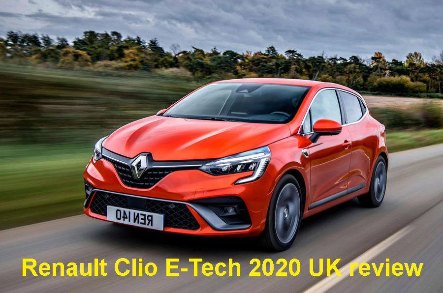 Renault Clio E-Tech 2020 UK review and how to get a service renault clio