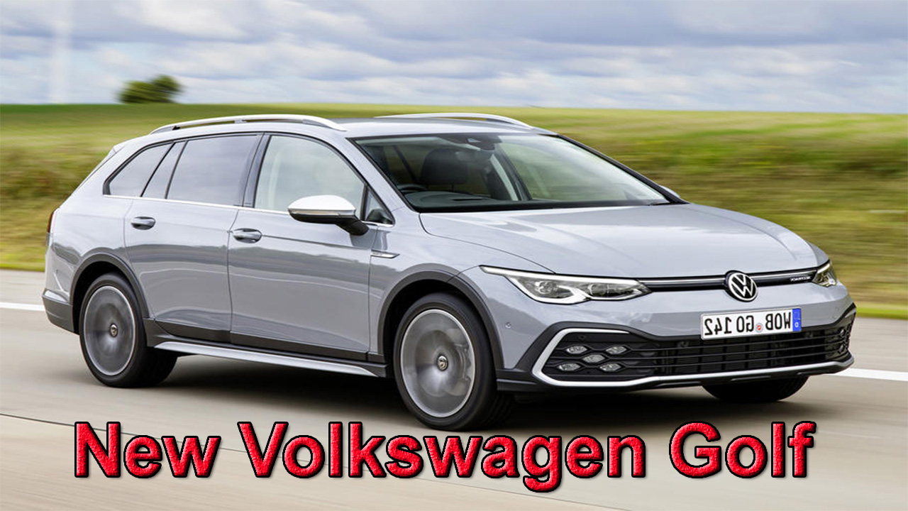 New Volkswagen Golf Estate and Alltrack priced from £24,575 - about volkswagen car
