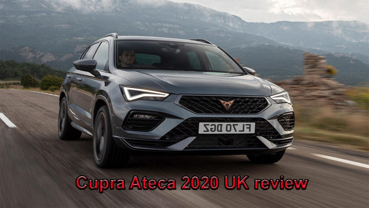Cupra Ateca 2020 UK ( abt cupra ateca )review